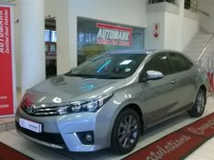 2016 Toyota Corolla 1.6 Sprinter Kwazulu Natal Durban