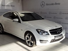 2014 Mercedes-Benz C-Class C180 Be Coupe At  Western Cape Cape Town