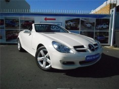 2006 Mercedes-Benz SLK-Class Slk 200 Kompressor  Western Cape Goodwood