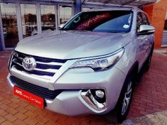 2017 Toyota Fortuner 2.8GD-6 RB Auto Gauteng Sandton