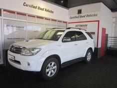 2009 Toyota Fortuner 3.0d-4d Raised Body  Mpumalanga Emalahleni