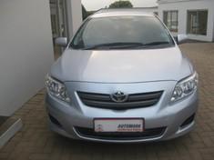 2009 Toyota Corolla 1.3 Professional  Kwazulu Natal Eshowe