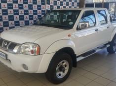 2014 Nissan NP300 Np300 2.4i Hirider 4x4 k15k36 Pu Dc  Western Cape Paarl