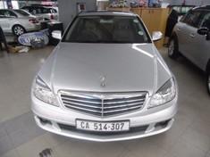 2007 Mercedes-Benz C-Class C200k Elegance At Western Cape Mowbray