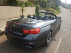 2015 BMW M4 Convertible M-DCT Kwazulu Natal Verulam