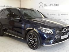 2017 Mercedes-Benz GLC AMG 43 4MATIC Western Cape Cape Town