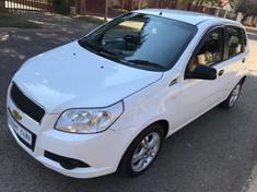 2014 Chevrolet Aveo 1.6 L 5dr  Gauteng Boksburg