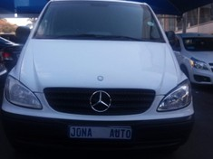 2007 Mercedes-Benz Vito 115 2.2 Cdi Crew Cab Fc Pv  Gauteng Johannesburg