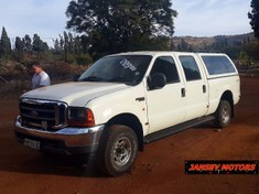2006 Ford F-Series F250 4.2L XLT Double Cab Turbo Diesel 4x4 North West Province Rustenburg