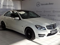 2012 Mercedes-Benz C-Class C180 Be Avantgarde At  Western Cape Cape Town