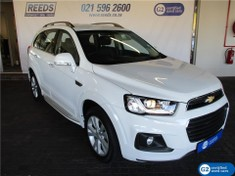 2016 Chevrolet Captiva 2.4 Lt At  Western Cape Goodwood