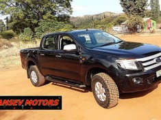 2012 Ford Ranger 2.2tdci Xls Pu Dc  North West Province Rustenburg