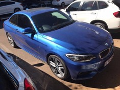 2016 BMW 2 Series 228i COUPE M-SPORT AUTO SUNROOF XENONS 33000KMS Gauteng Benoni