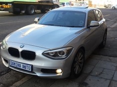 2014 BMW 1 Series 118i 5dr At f20  Gauteng Johannesburg