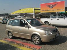 2003 Kia Carens 2.0 Crdi  Gauteng North Riding