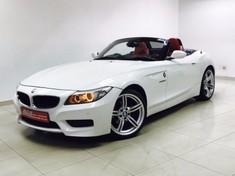 2013 BMW Z4 2.0i SDRIVE20i MSPORT AUTO RED LEATHER NAVIGATION Gauteng Benoni