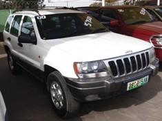 2000 Jeep Grand Cherokee Laredo  Gauteng Boksburg
