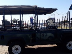 1990 Land Rover Defender 3.9 L V8 Game Viewer Gauteng Boksburg