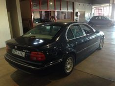1999 BMW 5 Series 523i Exclusive At e39  Western Cape Paarden Island