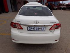2013 Toyota Corolla 2.0 Exclusive At  Eastern Cape Jeffreys Bay