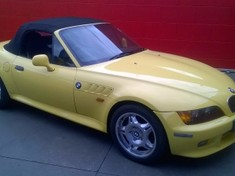 2002 BMW Z3 Roadster 3.0 At  Gauteng Springs