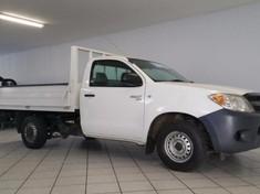 2007 Toyota Hilux 2.0 Vvti S Pu Sc Gauteng Hatfield