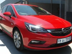 2016 Opel Astra 1.4T Enjoy Auto 5-Door Free State Bloemfontein