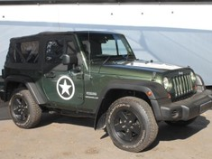 2007 Jeep Wrangler 3.8 Sport M6 2dr  Gauteng Pretoria