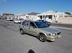 2004 Toyota Tazz 130 Western Cape Kuils River