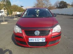 2007 Volkswagen Polo Classic 1.6  Gauteng Johannesburg