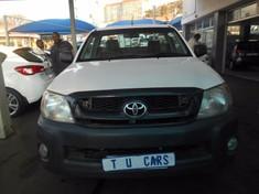 2009 Toyota Hilux 2.7 VVTi LEGEND 45 RB Single Cab Bakkie Gauteng Johannesburg