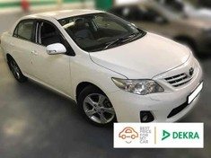 2013 Toyota Corolla 2.0 Exclusive At  Western Cape Goodwood