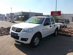 2017 GWM Double Cab 5 2.2 MPi BASE Double Cab Bakkie Mpumalanga Witbank