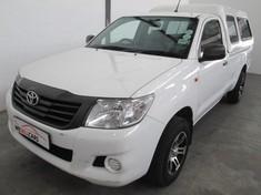 2014 Toyota Hilux 2.0 Vvti S Pu Sc  Western Cape Cape Town