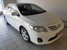 2013 Toyota Corolla 2.0 Exclusive At  Gauteng Pretoria