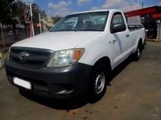 2012 Toyota Hilux 2.0 Vvti S Pu Sc Gauteng Roodepoort