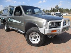1997 Isuzu KB Series Kb 260 4x4 Frontier Pu Dc North West Province Klerksdorp