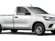 2017 Toyota Hilux 2.0 VVTi AC Single Cab Bakkie Gauteng Randburg