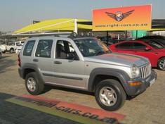 2002 Jeep Cherokee 2.5 Crd Sport  Gauteng North Riding