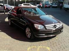 2011 Mercedes-Benz C-Class C180 Cgi Be Elegance  Gauteng Sandton