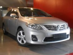 2012 Toyota Corolla 2.0 Exclusive At Vsc  Gauteng Benoni