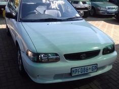 2001 Toyota Tazz 130  Gauteng Boksburg