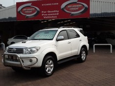 2011 Toyota Fortuner 3.0d-4d Rb At  Mpumalanga Witbank