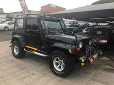 2000 Jeep Wrangler Sport 4.0 Kwazulu Natal Durban