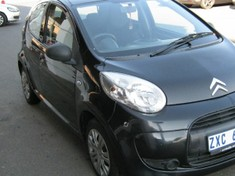 2010 Citroen C1 1.0i Seduction  Gauteng Boksburg