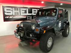 1998 Jeep Wrangler Sport St 6sp  Gauteng Four Ways