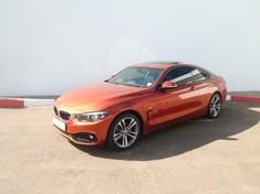 2017 BMW 4 Series 420D Coupe Sport Line Auto Gauteng Pretoria