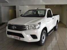 2016 Toyota Hilux 2.4 GD-6 SRX 4X4 Single Cab Bakkie Western Cape Tygervalley