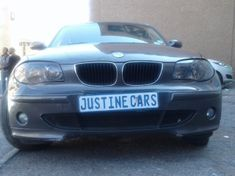 2006 BMW 1 Series CASH ONLY Gauteng Johannesburg