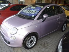2014 Fiat 500 1.2 Cabriolet  North West Province Rustenburg